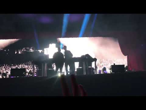 Martin Garrix & Justin Mylo - Burn out @ Stmpdrcrd - Tomorrowland 2018