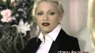 madonna the new music interview 1994 with outtakes