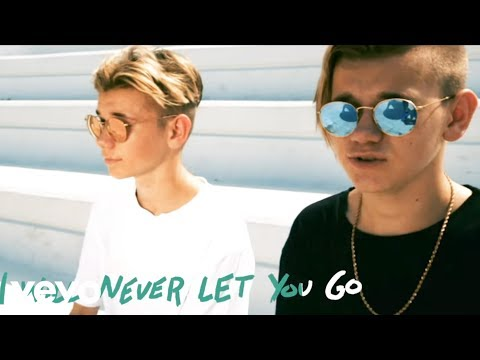 Marcus & Martinus - Never (Lyric Video) ft. OMI