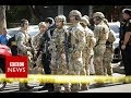 YouTube incident: Armed police were seen entering YouTube headquarters- BBC News Clockwise News – News Per Second