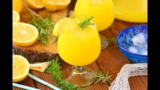 Ev Yapımı  Doğal  Limonata Tarifi ( İftara mutlaka  yapmalısınız)