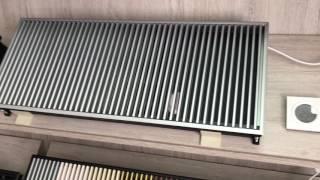Carrera S | SV обзор внутрипольных конвекторов