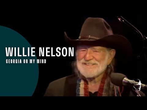 Willie Nelson & Wynton Marsalis - Georgia On My Mind (Live at the Lincoln Center, New York)