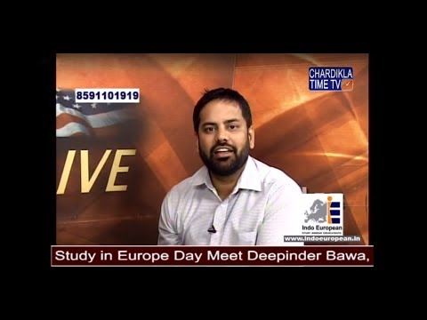 Study in European Countries Guidance by Deepinder Bawa