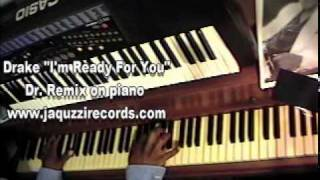 Baixar Drake - I'm Ready For You - piano cover by Dr. Remix