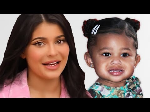 Kylie Jenner Giving Stormi Own Cosmetics Line