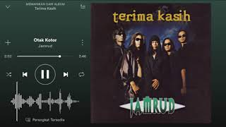 Jamrud - Terima Kasih (HQ Audio Full Album)
