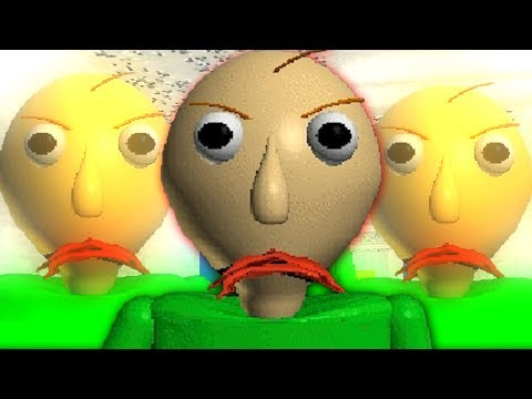 ALL SEVEN NOTEBOOKS. || Baldi's Basics in Education and Learning (Horror Game)
