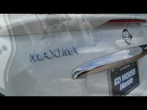 Used 2014 Nissan Maxima West Palm Beach Juno, FL #JB015339A