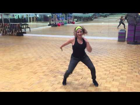 Zumba Basic Steps – Merengue
