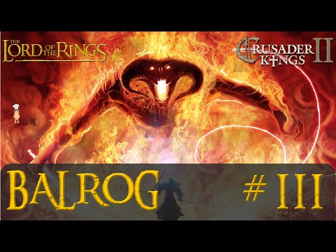 Middle Earth Project - Balrog #3 - They Are Coming