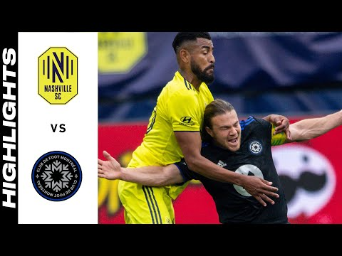 Nashville SC Montreal Goals And Highlights