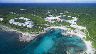 All inclusive Vacation. Resort: Grand Sirenis Riviera Maya. (VERY G...