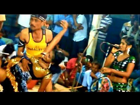 Karakattam  (தஞ்சை குட்டி சித்ரா) Sings Song & Dance  Tamil Nadu June  / 2017 HD 720p
