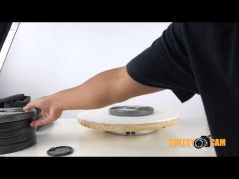 Diy Motorized Turntable Doovi