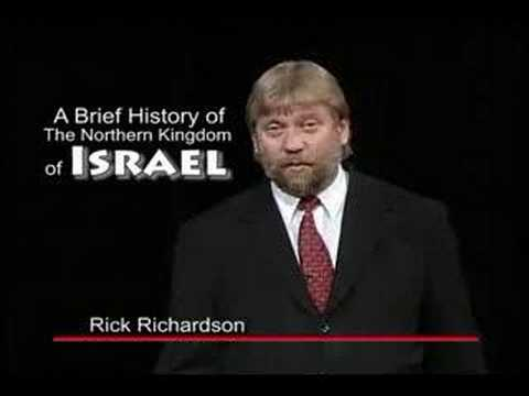 A Brief History Of The Northern Kingdom Of Israel 1-A