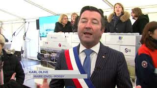 Santé : nouvelle extension pour le centre hospitalier Poissy Saint-Germain-en-Laye
