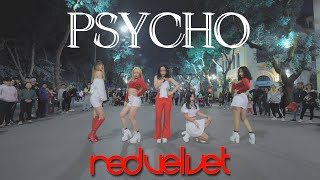 Gambar cover [KPOP IN PUBLIC] Red Velvet 레드벨벳 'Psycho' Dance Cover By The D.I.P