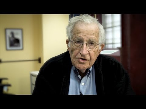 Noam Chomsky on Democracy
