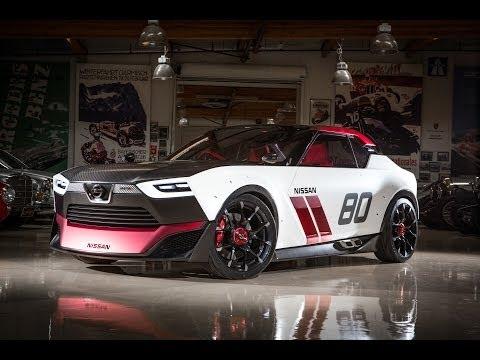 Nissan IDx NISMO Concept - Jay Leno's Garage