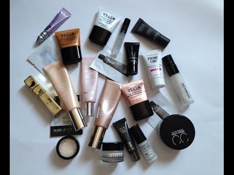 Всё о праймерах. База для макияжа. InnaBuyBeauty | Makeup primer