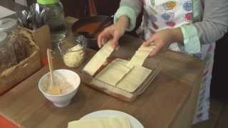 Cocinando... Lasagna de atún
