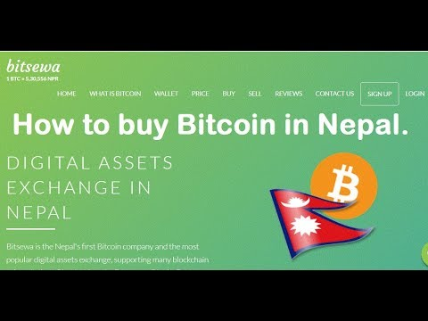 cryptocurrency exchange in nepal