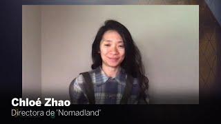 Chloé Zhao, tras ganar CUATRO BAFTA con 'NOMADLAND':