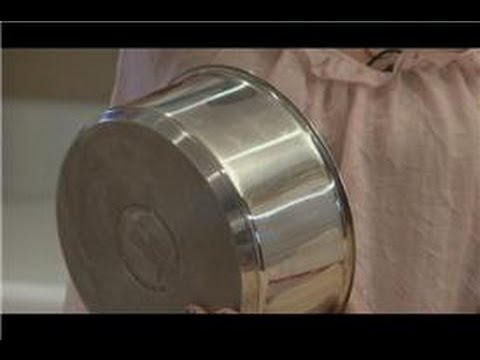 Housecleaning Tips How To Clean Hard Water Stains On Stainless Steel Pans You