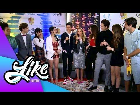 ¡Disfruta del gran estreno de Like La Leyenda! | Televisa