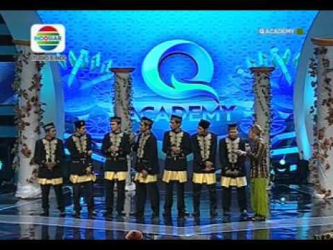 Penampilan Salsabi di Q Academy Indosiar