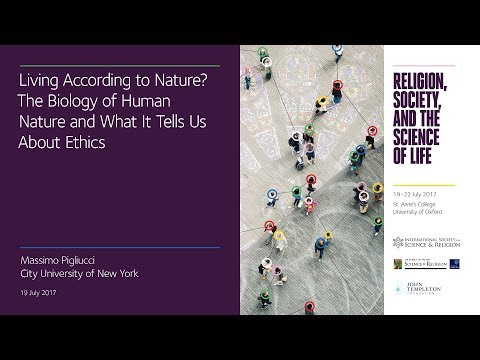 Living According to Nature? The Biology of Human Nature and What It Tells us About Ethics
