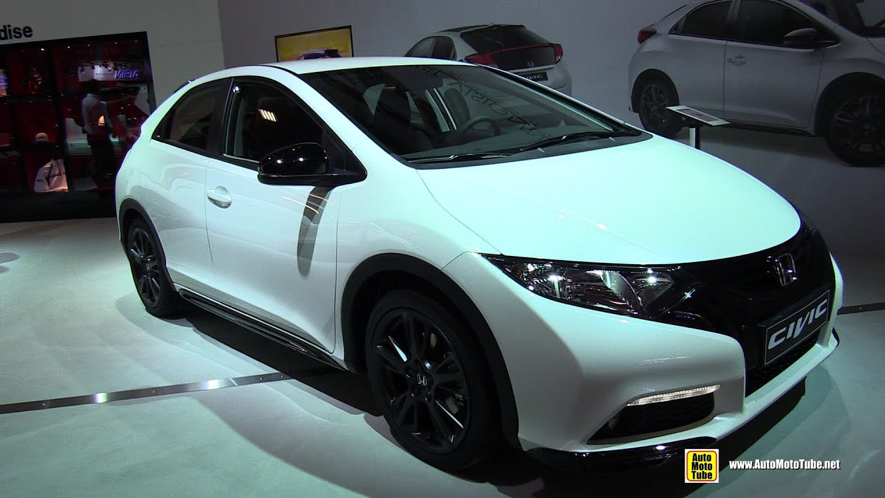 2015 honda civic diesel executive navi exterior and. Black Bedroom Furniture Sets. Home Design Ideas