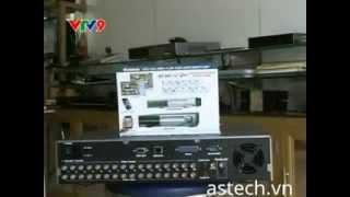 phóng sự về amera an ninh, camera giám sát, camera quan sát - Astech.vn