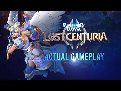[Summoners War: Lost Centuria] Official Launch Sneak Peek!