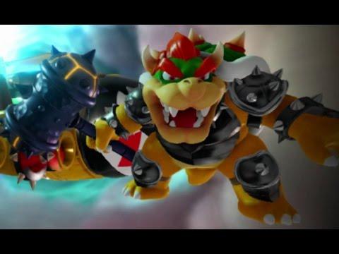 Skylanders Superchargers (Wii U) Walkthrough Part 2 - Cloudbreather's Crag (2 Player)
