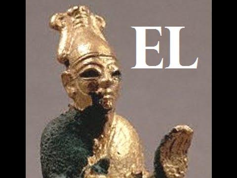Genesis 1:1 - God, El, and Elohim  👻