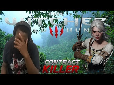 The Witcher 3: Wild Hunt - Damn She's Hard To Find - Contract Killer