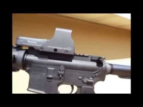 Eotech 512 - EOTech 512 with G33 3x Magnifier Package + Free MSP Silicone Gun & Reel Cloth