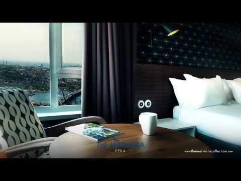 The Marmara Pera Hotel Istanbul Turkey