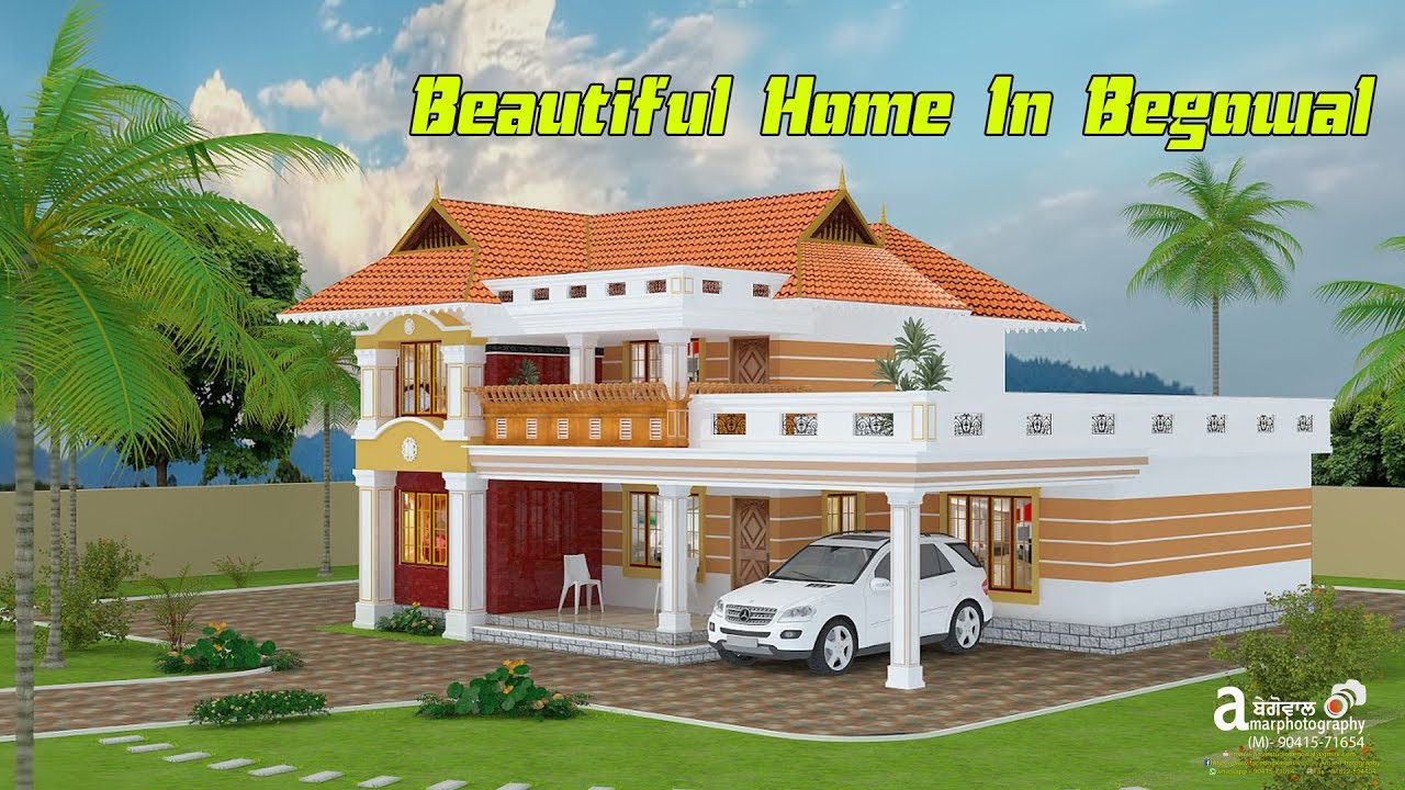 BEAUTIFUL HOME IN BEGOWAL YouTube