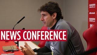 NEWS CONFERENCE | Aitor Karanka on Liverpool