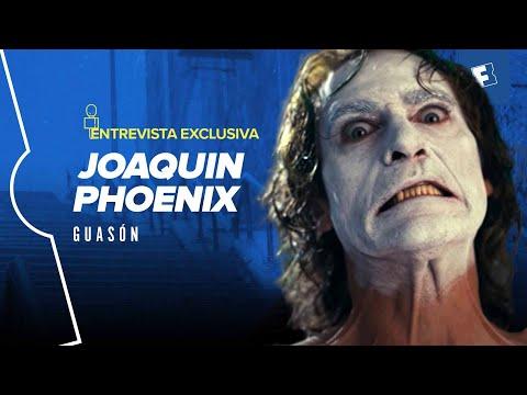 JOKER: ¿Cómo nació la RISA del GUASÓN? l Entrevista a Joaquin Phoenix