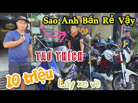 Hú Hồn Lão Chuyên Moto Giá Rẻ Báo Giá Sốc Từ 29 Triệu/Chiếc Moto Hãng Bao Hồ Sơ Toàn Quốc Có Góp
