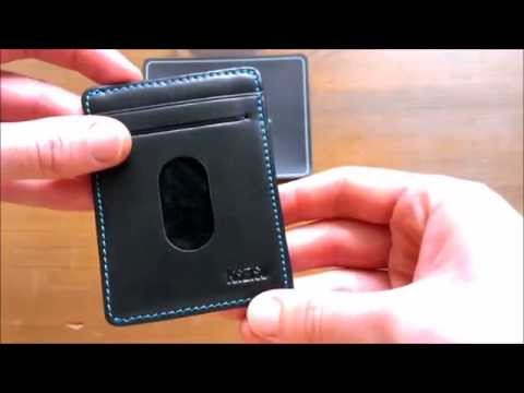 Haru Wallet Unboxing & Video Review