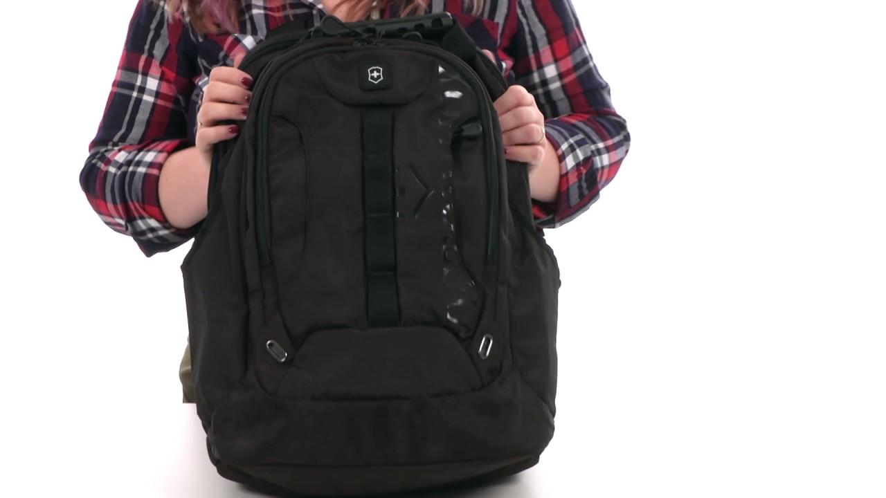 Victorinox VX Sport Trooper Laptop Backpack SKU 8749853 - YouTube 943087aa73