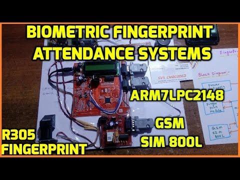 Biometric Fingerprint Based Attendance System