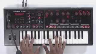 Synth Kitchen JD-Xi - First look and overview