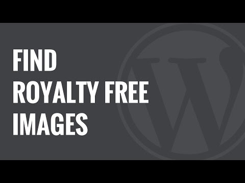 How to Find Royalty Free Images for Your WordPress Blog Posts - 동영상