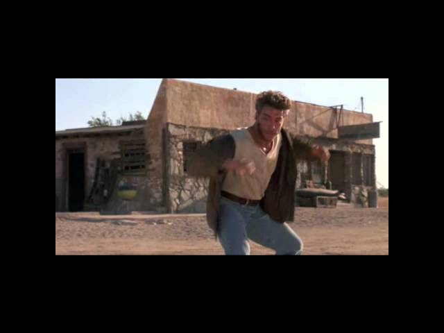 Jean Claude Van damme Karate 2012 Travel Video